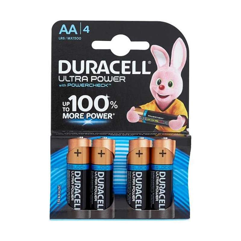 Duracell Ultra Power Aa Lr6...