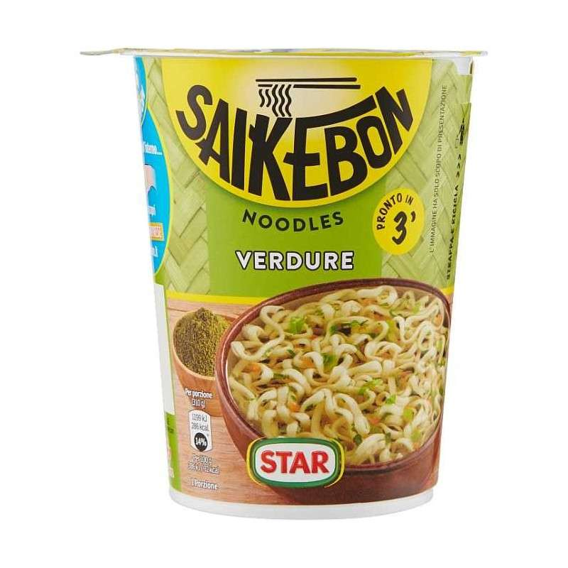 Star Saikebon Noodles...
