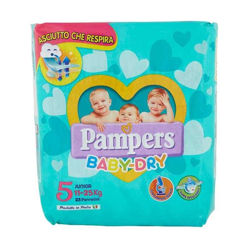 Pampers Baby Dry Junior X23