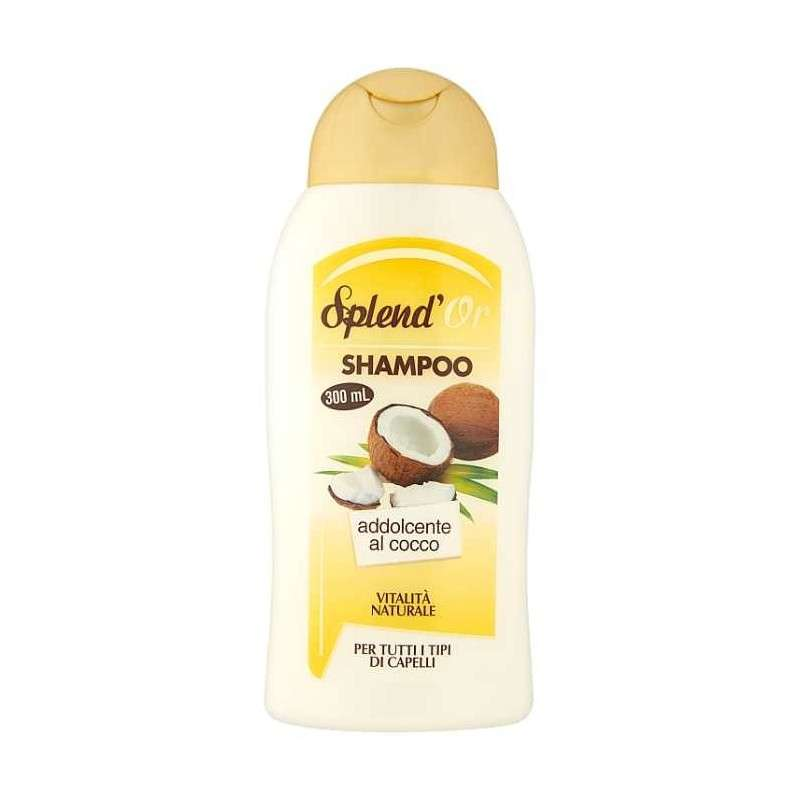 Splend'or Shampoo...