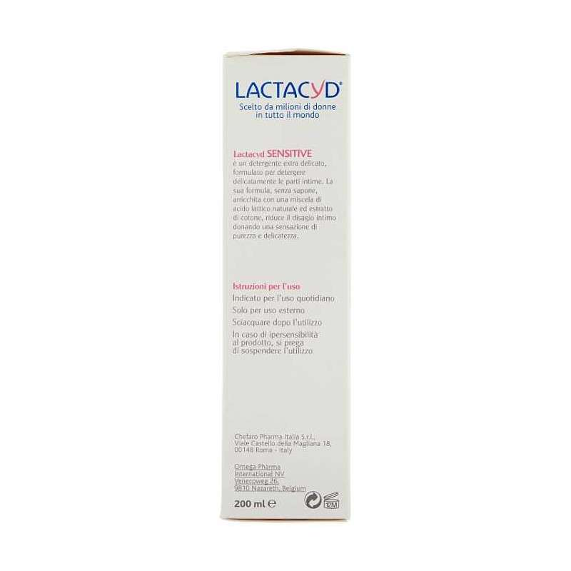 Lactacyd Sensitive...