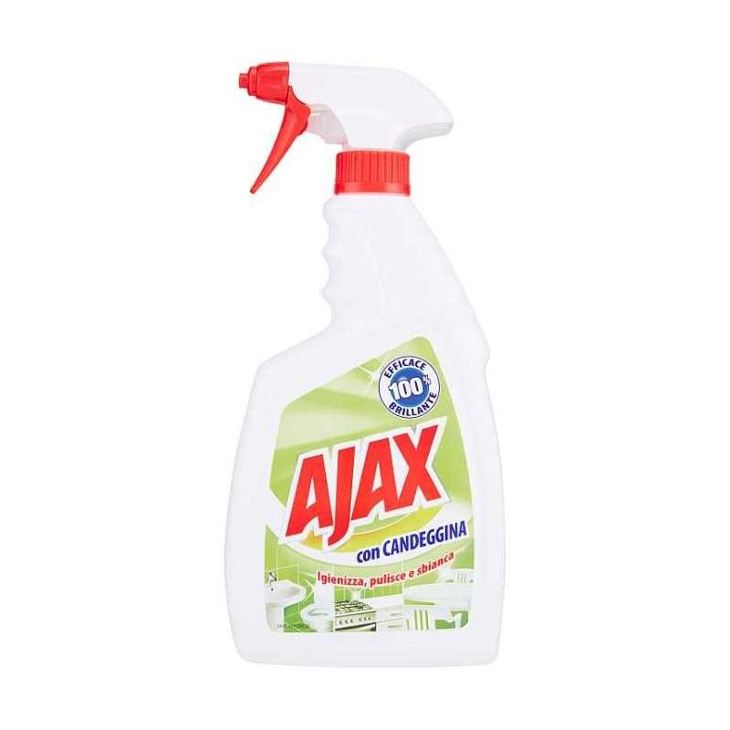 Ajax Con Candeggina Spray...